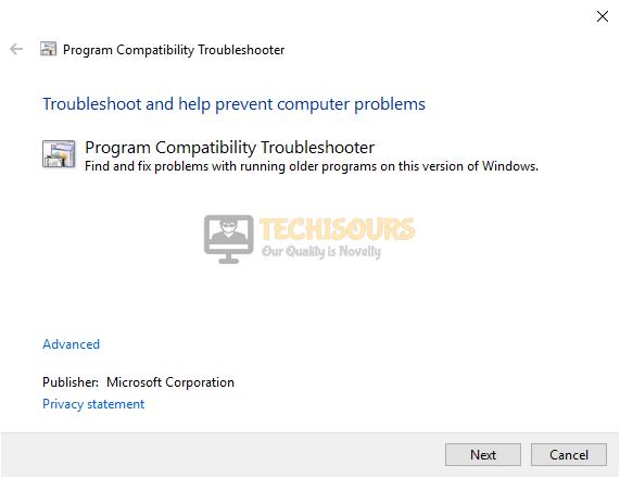 Choose next option to get rid of error code 277 roblox