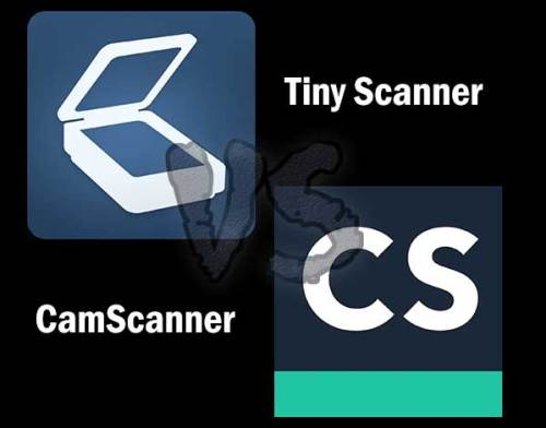 Tiny Scanner vs CamScanner