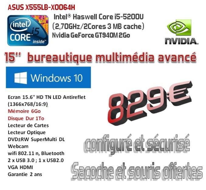 ASUS X555LB-XO064H