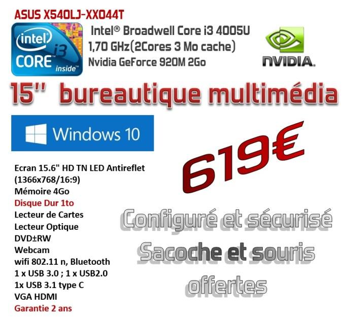 ASUS X540LJ-XX044T