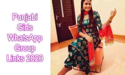 Punjabi Girls WhatsApp Group Links 2020