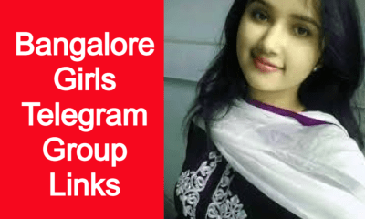 Bangalore Girls Telegram Group Links 2020 | Telegram Group Links Bangalore Girls |