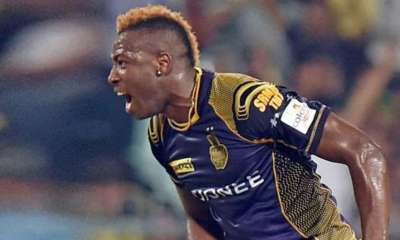 Steady 5-wicket haul for Andre Russell, limited to MI 152 – Bollywood News: Latest Bollywood News & Bollywood Gossip
