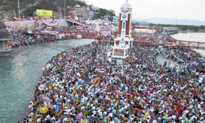Corona explosion in Haridwar Mahakumbh, more than 1000 cases found in just two days – Bollywood News: Latest Bollywood News & Bollywood Gossip