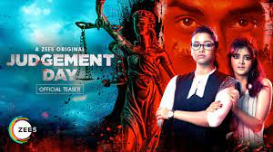 Who plays Dia and his father in judgement day zee5 web series?