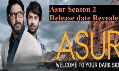 Asur season 2: release date, cast, plot, story, trailer and everything else