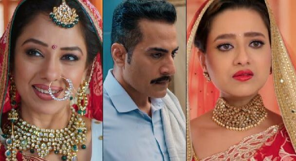 Today's Anupamaa Written Episode Update April 22, 2021: Vanraj leaves home