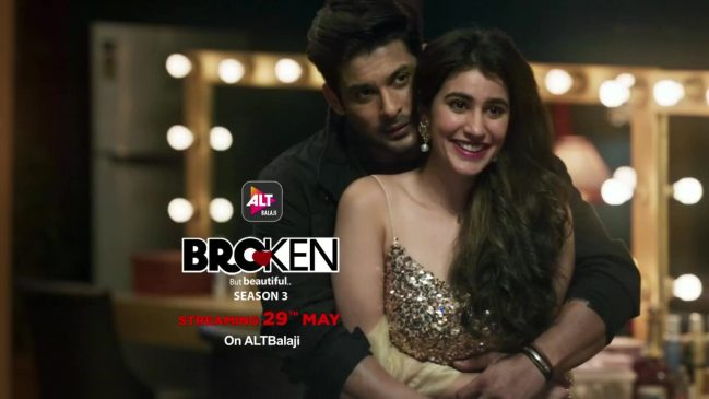 Broken But Beautiful season 3 (ALTBalaji) web series cast, release date, story and watch online