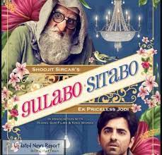 Download Gulabo Sitabo Amazon Prime Movie Leaked by Filmyzilla