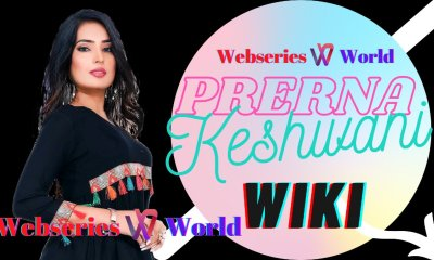 Prerna Keshwani Wiki, Biography, Age, Height, Boyfriend, Web Series Name, Images