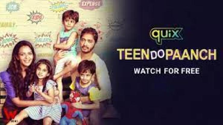 Teen Do Paanch (Disney+ Hotstar Quix) Web Series Story, Cast, Real Name, Wiki & More