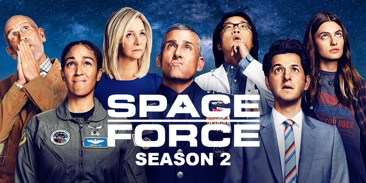 Space Force Season 2: Release date, filming and everything else