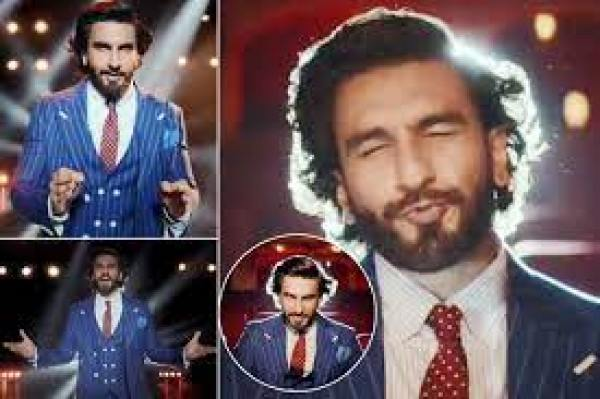 Ranveer Singh Is All Set To Make His Television Debut With A Quiz Show, 'The Big Picture'