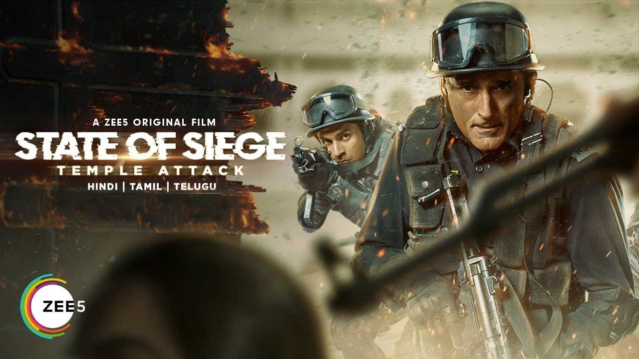 State of Siege Temple Attack Zee5 Original Film Cast, Release Date, Story, Watch Online