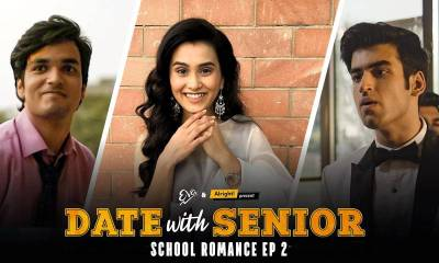 Date With Senior | School Romance Youtube Series by Alright