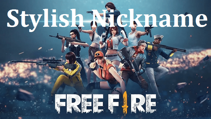 Free Fire Name 2021 Best Stylish Free Fire Nickname – How to change