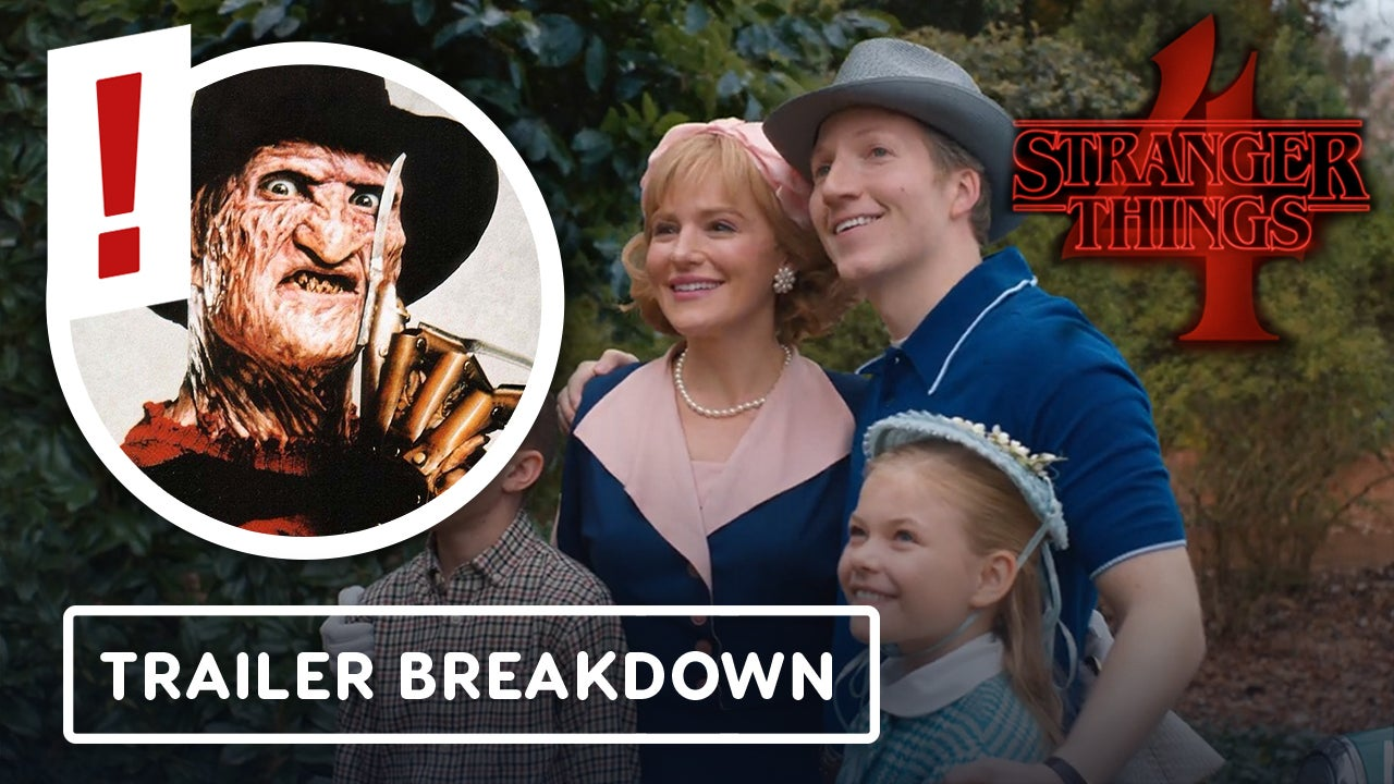 Freddy Krueger Easter Eggs and a New Mystery