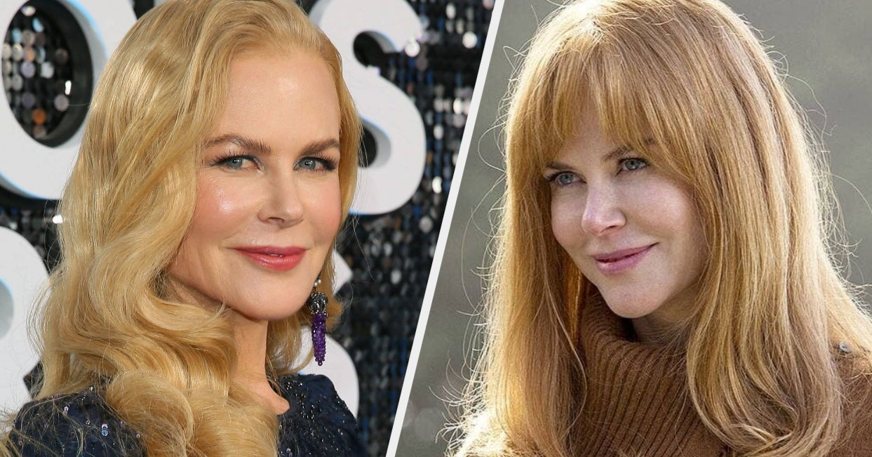 """Nicole Kidman Revealed How She Told Daughters About Her Bruises From Liane Moriarty's """"Big Little Lies"""" Physical Fight Scenes"""