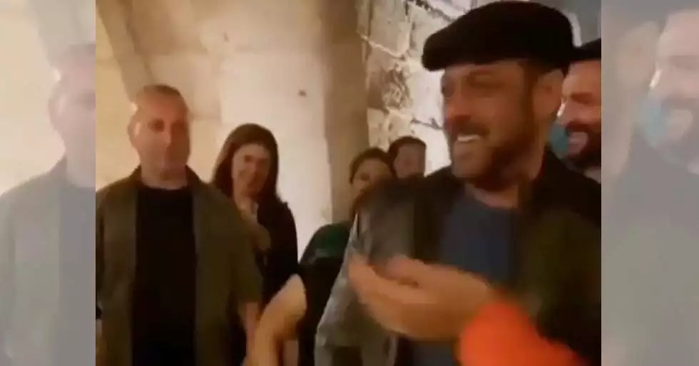 Salman Khan dances like no one's watching at an after-party in Cappadocia