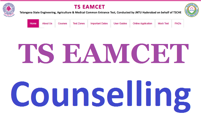 TS EAMCET Counselling 2021 Seat Allotment, Dates, Procedure