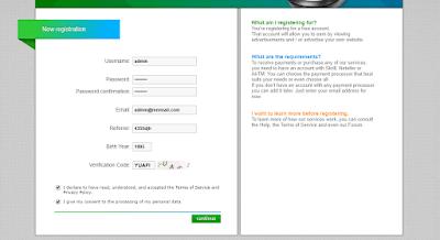 neobux register