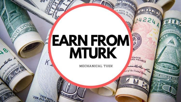 what is amazon mechanical turk and how you earn