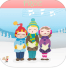 Best Christmas carols music with lyrics app for apple iphone and ipad