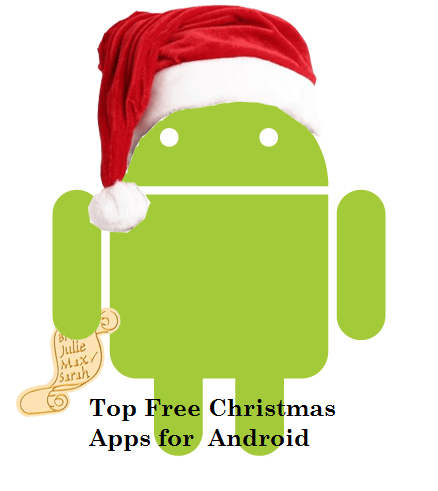 5 Best Free Christmas Apps for Android devices - TechKnowZone.com
