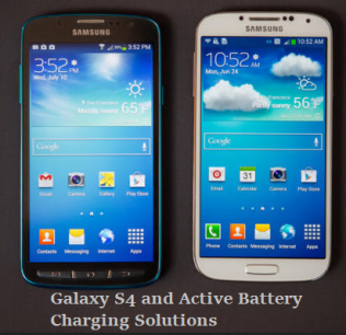Samsung Galaxy S4 active charging and battery draining problem