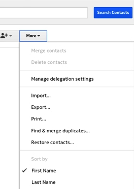 how to use gmail to transfer contacts to nokia x x+ and xl