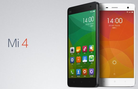 Xiaomi Mi 4 release and specifications