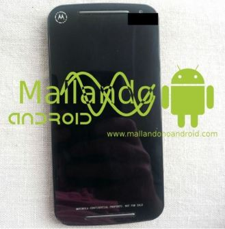 Motorola Moto G2 leaked photos and images