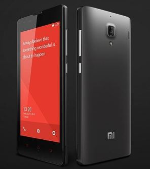 xiaomi redmi 1s launched at rs. 5999 available form sep 2nd