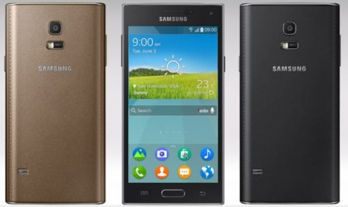 Samsung Z with Tinizen OS to be released this diwali in India