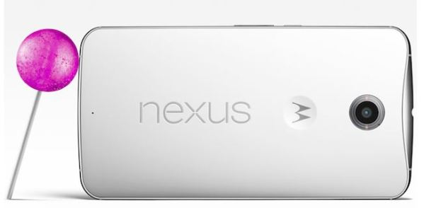 Google Nexus 6 pricing availability and details