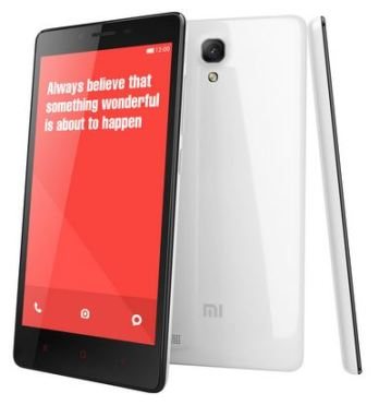 xiaomi redmi note to go on sale in India from december