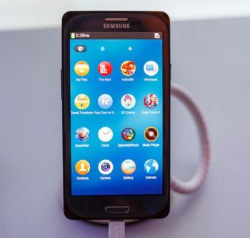 Samsung Z 1 with Tizen OS in January