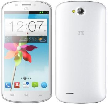 ZTE N919D dual sim smartphone price and features