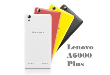 Lenovo A6000 Plus features specs and pricing