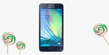 Samsung Galaxy A series gets Android lollipop update