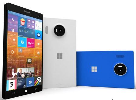 Microsoft Lumia 950 and 950 XL specifications and features