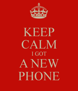 New Phone - TKZ