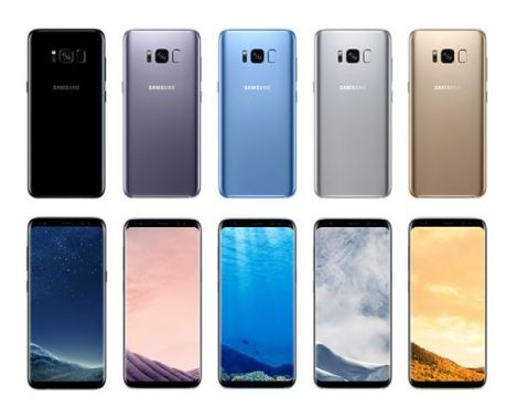 Samsung Galaxy S8 and Galaxy S8+ specifications, pricing and availability