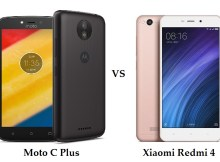 Moto C Plus vs Redmi 4 Comparison