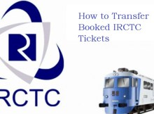 How to transfer IRCTC ticket to another passengerHow to transfer IRCTC ticket to another passenger