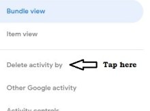 How to delete Google Assistant Voice Search History