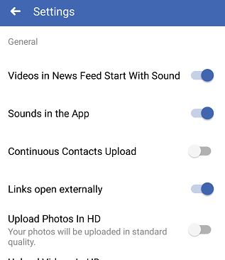 How to Disable Facebook and Twitter In-App Browser in Android