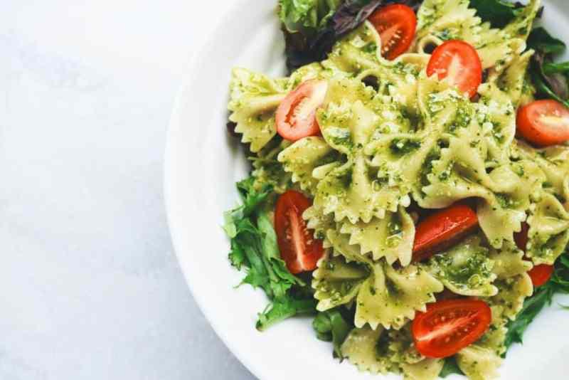 Pastasalade - gezonde en snelle lunchgerechten