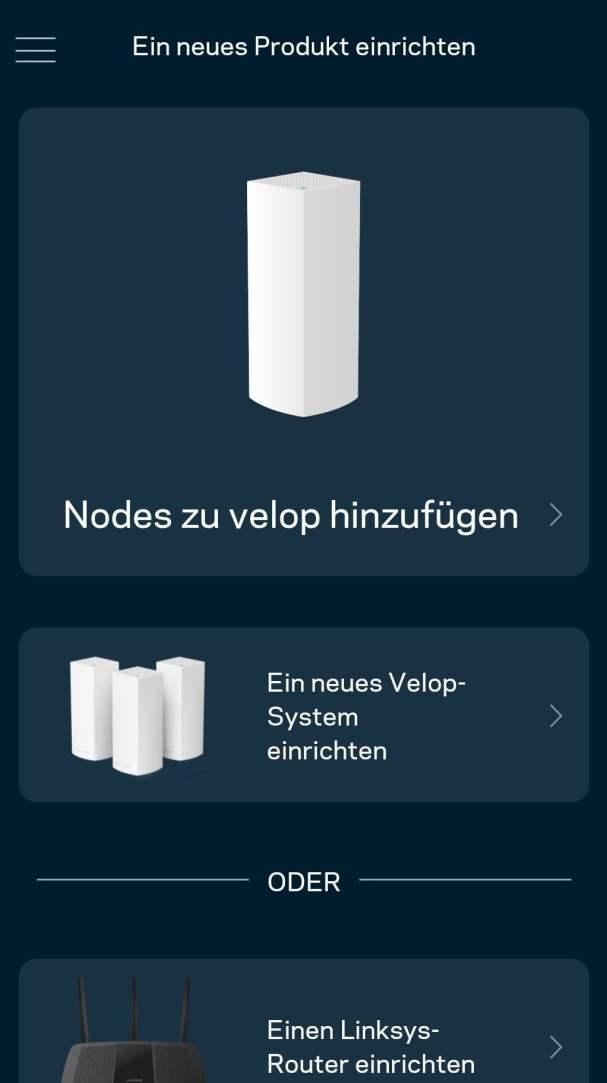 Velop App 2