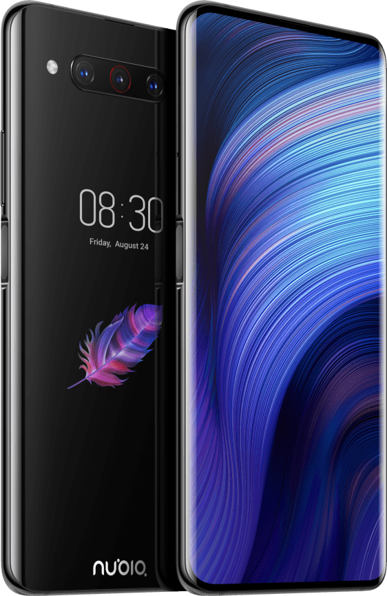 nubia Z20 Diamond Black_07